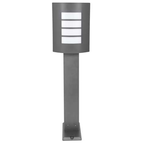 Vonkajšia lampa MEMPHIS 1xE27/60W/230V šedá