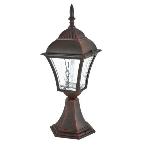 Vonkajšia lampa PARIS 2xLED SMD/3W/320V