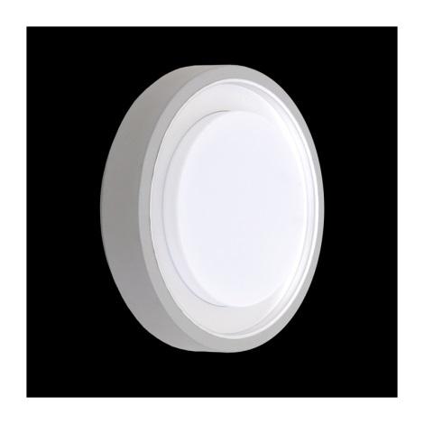 Vonkajšia stropné svietidlo ORIGO 1xE27/60W stříbrná