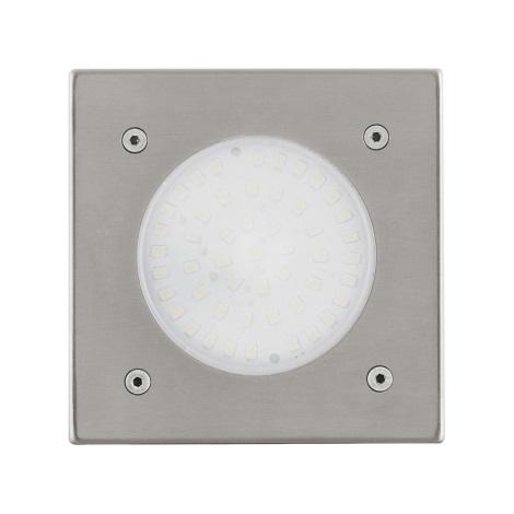 Vonkajšie nájazdové LED svietidlo LAMEDO 1xLED / 2,5W / 230V