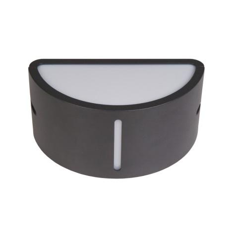 vonkajšie nástenné svietidlo BONN 1xE27/60W šedá