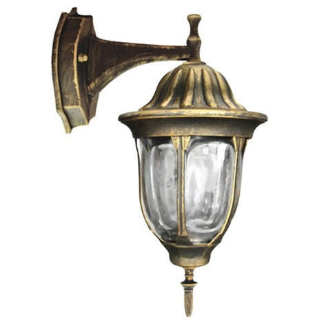 Vonkajšie nástenné svietidlo FLORENCJA 1xE27/20W/230V IP43
