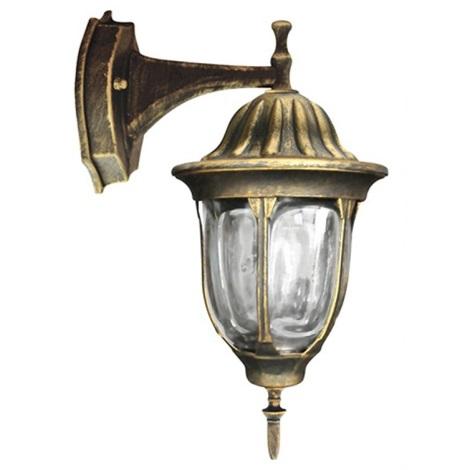 Vonkajšie nástenné svietidlo FLORENCJA E27/12W/230V IP43
