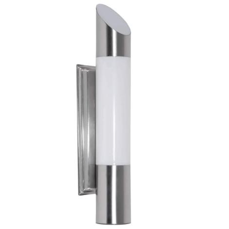 Vonkajšie nástenné svietidlo GARDA 3 1xE27/60W/230V