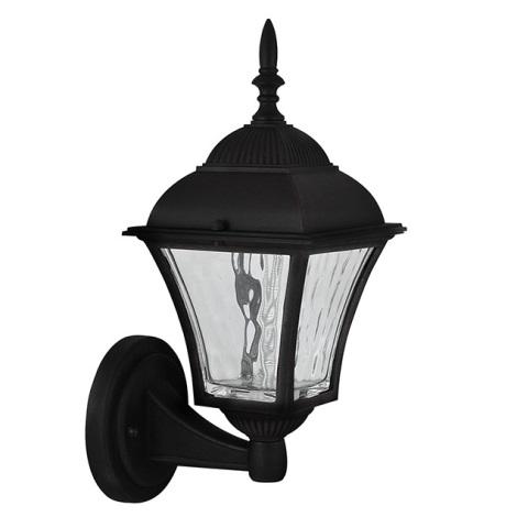 Vonkajšie nástenné svietidlo PARIS 2xLED SMD/3W/230V