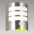 Vonkajšie nástenné svietidlo so senzorom TOLEDO 1xE27/11W/230V