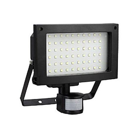 Vonkajšie reflektor s PIR čidlom T275 60xLED SMD/12W