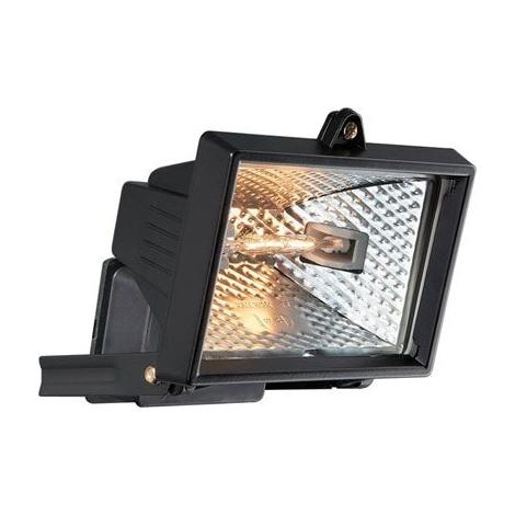 Vonkajšie reflektor T250 1xR7S-78mm/150W čierna