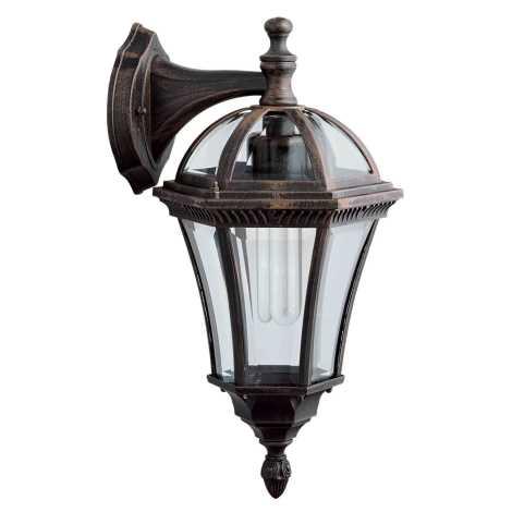 Vonkajšie svietidlo CAPRI D 1xE27/100W