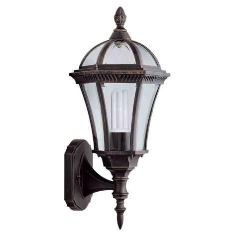 Vonkajšie svietidlo CAPRI N 1xE27/100W