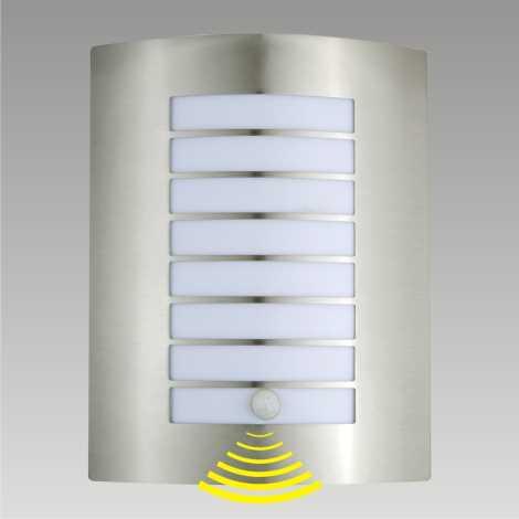 Vonkajšie svietidlo MEMPHIS 1xE27/60W sa senzorem pohybe