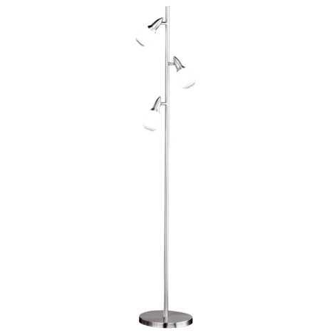 WOFI 3301.03.64.0000 - Stojací lampa MAURO 3xLED/4W