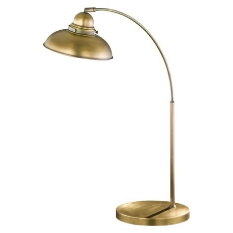 WOFI 816601030000 - Stolná lampa TRIENT 1xE27/60W