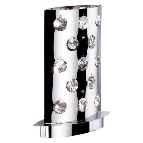 WOFI 8200.03.01.0260 - Stolná lampa DRESS 3xG9/33W