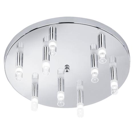 WOFI 9609.09.01.1450 - LED dióda Stropné svietidlo LORETT 9xLED/2,4W
