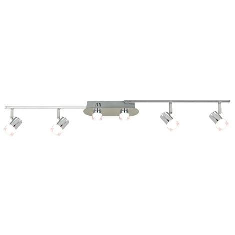 WOFI 9792.06.54.0500 - LED bodové svietidlo ANTIBES 6xLED/4W/230V