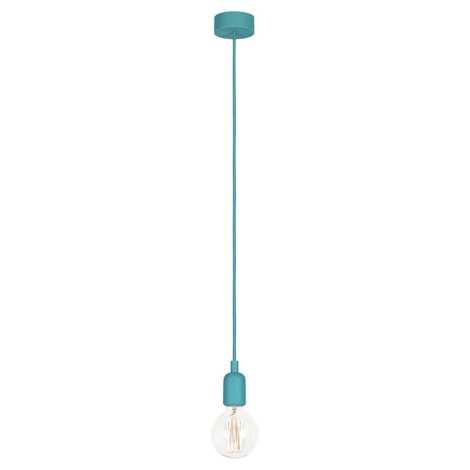 Závesné stropné svietidlo SILICONE 1xE27/60W/230V