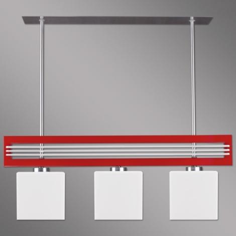 Závesné svietidlo SANGA SG/3/R/K 3xE14/60W