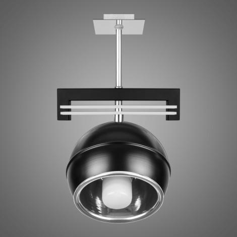 Závěsné svítidlo SANGA SG/KU/1/BL 1xE14/60W černá