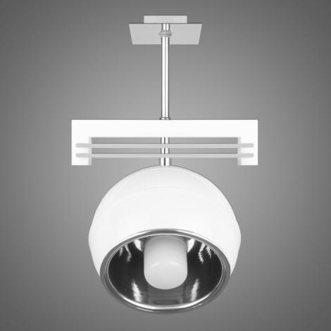 Závěsné svítidlo SANGA SG/KU/1/WH 1xE14/60W bílá