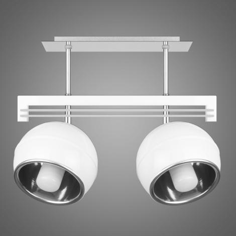 Závěsné svítidlo SANGA SG/KU/2/WH 2xE14/60W bílá