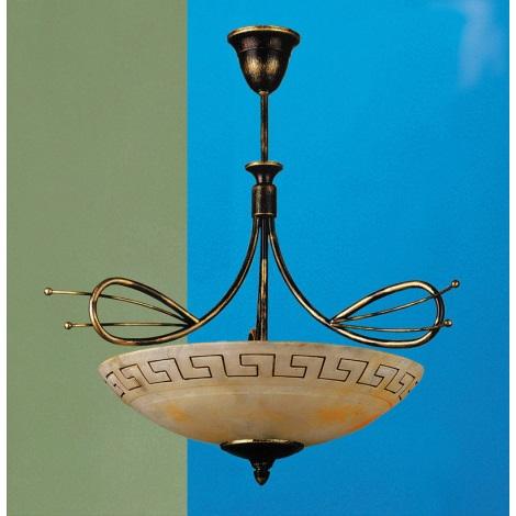 Závesný luster AT- 1 - ATENA 2xE14/40W