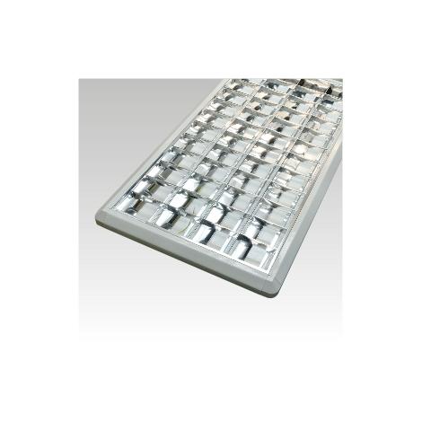 Žiarivkové svietidlo CLAUDIA 4xG13/36W/230V