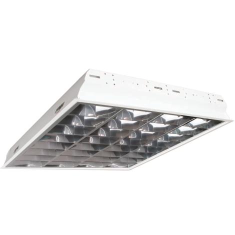 Žiarivkové svietidlo EMILIA 4xG13/18W/230V EVG 418/840