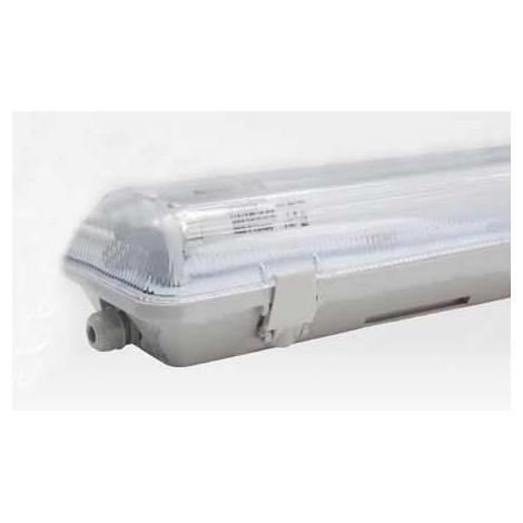 Žiarivkové svietidlo TOPLINE 2xT5/80W/230V ABS/PC HELVAR 280R