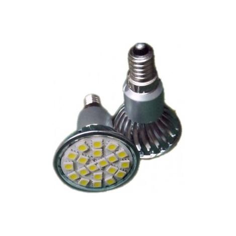 Žiarovka LED E14/4W biela
